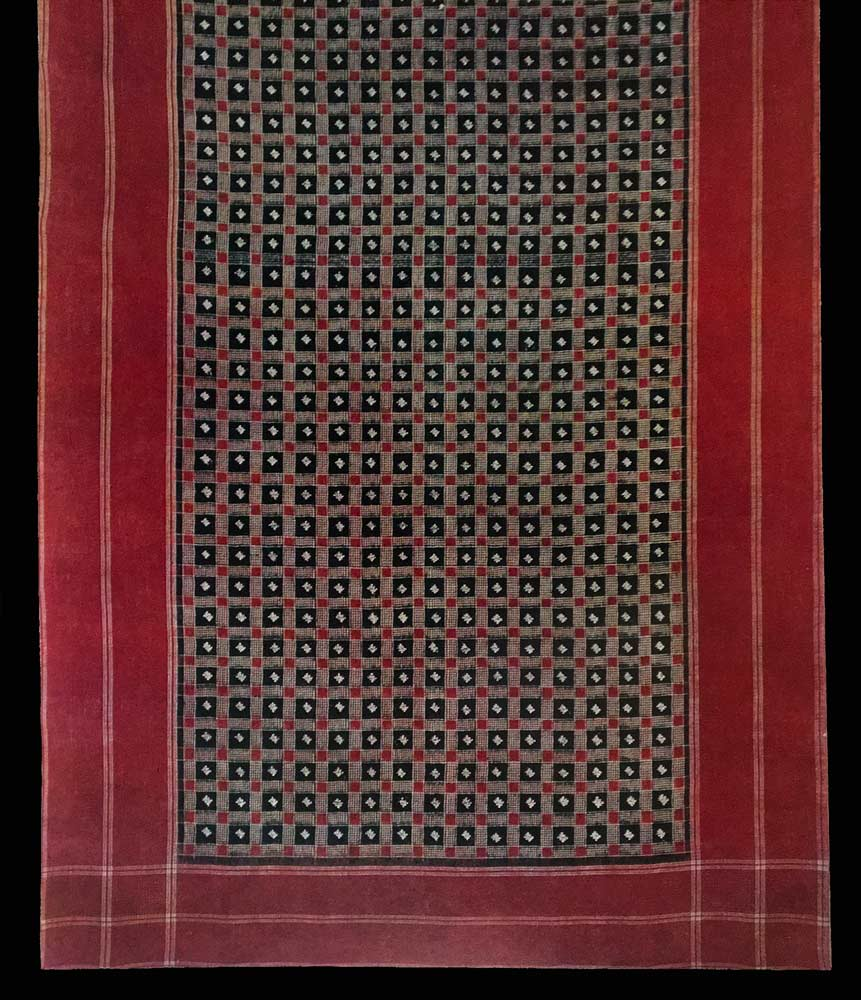 Description: Lungi from the Calico Museum, ca. 1900