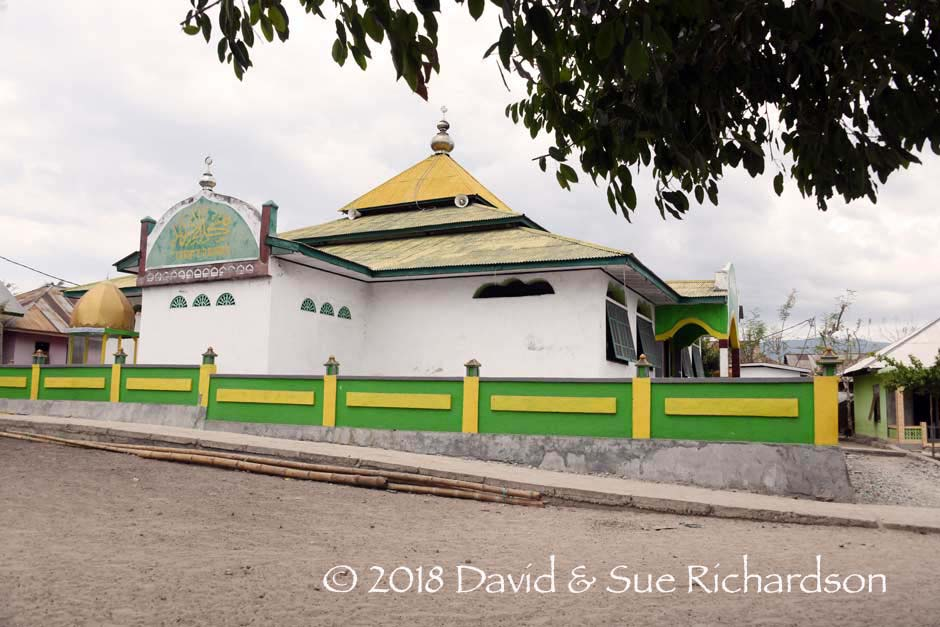 Description: Masjid Al Ijtihad Ternate